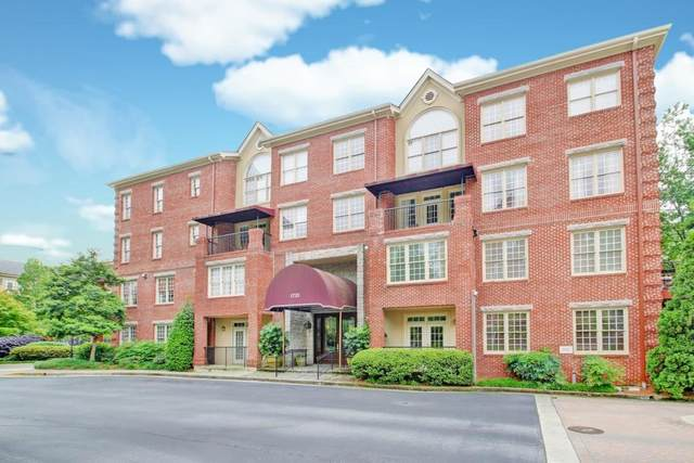 1735 Peachtree Street NE #525, Atlanta, GA 30309 (MLS #6757383) :: North Atlanta Home Team