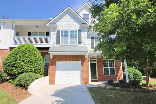 395 Saint Claire Drive #395, Alpharetta, GA 30004 (MLS #6757387) :: The Heyl Group at Keller Williams