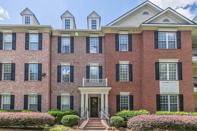 4850 Ivy Ridge Drive SE #304, Atlanta, GA 30339 (MLS #6757390) :: The Butler/Swayne Team