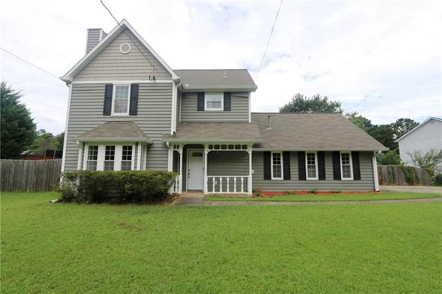3261 Jessica Drive, Douglasville, GA 30135 (MLS #6757415) :: The Heyl Group at Keller Williams