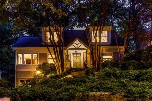 506 Harold Avenue NE, Atlanta, GA 30307 (MLS #6757416) :: North Atlanta Home Team