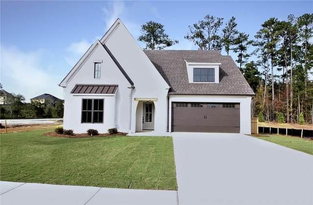 3 Dappers Landing, Newnan, GA 30265 (MLS #6757420) :: Tonda Booker Real Estate Sales