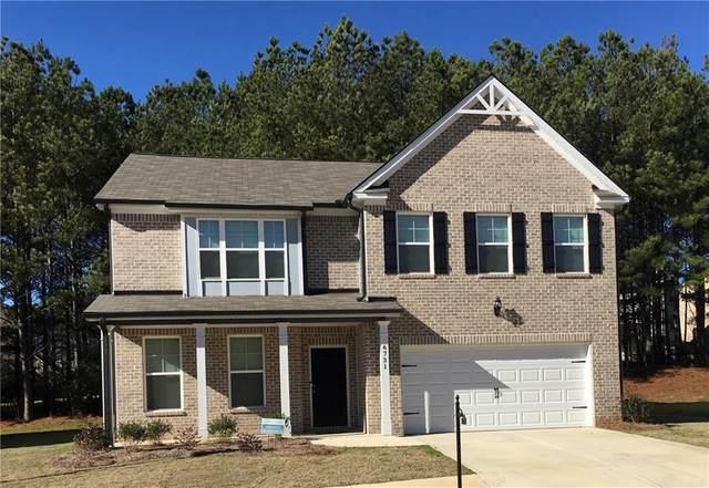 7257 Gladstone Circle Lane, Stonecrest, GA 30038 (MLS #6757433) :: AlpharettaZen Expert Home Advisors