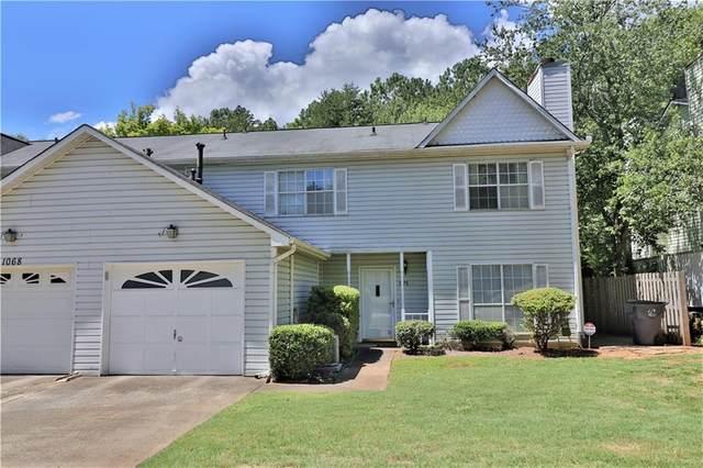 1078 Mansfield Court, Norcross, GA 30093 (MLS #6757448) :: North Atlanta Home Team