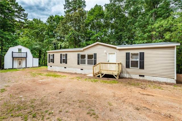 203 Cherokee Forest Park Drive, Ball Ground, GA 30107 (MLS #6757460) :: North Atlanta Home Team
