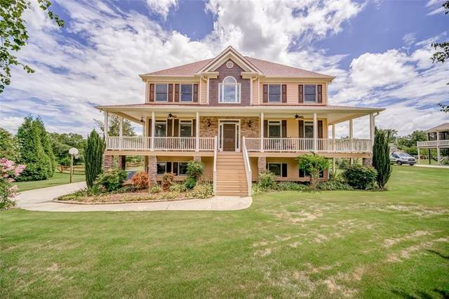 18 Riverview Trail, Euharlee, GA 30145 (MLS #6757517) :: The Realty Queen & Team