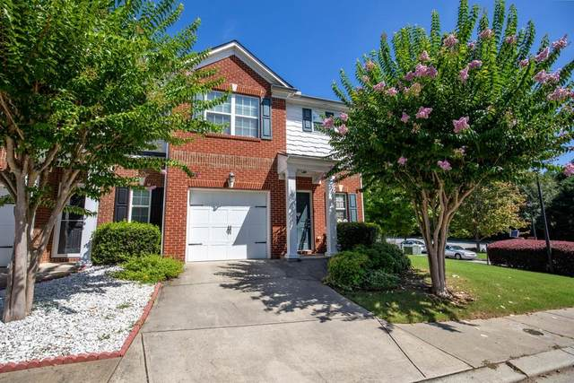 3801 Thayer Trace, Duluth, GA 30096 (MLS #6757537) :: The Hinsons - Mike Hinson & Harriet Hinson