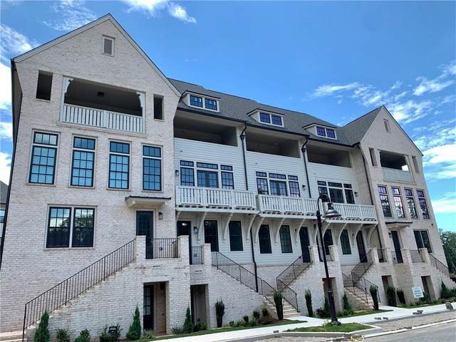 6817 Prelude Drive #273, Sandy Springs, GA 30328 (MLS #6757595) :: Thomas Ramon Realty