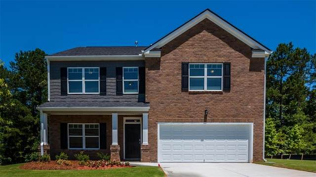 1328 Brookstone Lake Drive NE, Conyers, GA 30012 (MLS #6757611) :: The Cowan Connection Team
