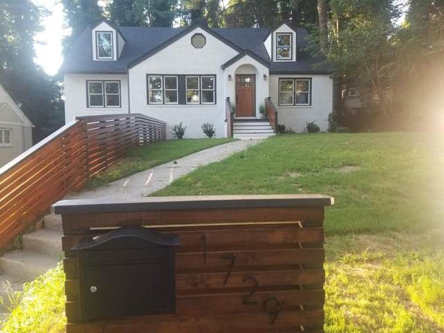 1729 S Alvarado Terrace SW, Atlanta, GA 30311 (MLS #6757683) :: Kennesaw Life Real Estate