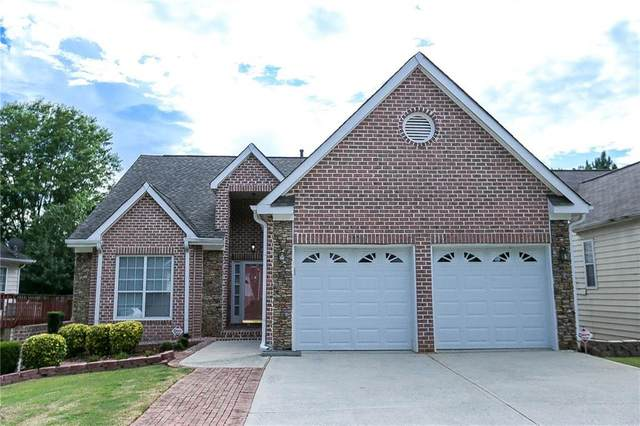 3440 Palisade Lake Drive, Duluth, GA 30096 (MLS #6757684) :: North Atlanta Home Team