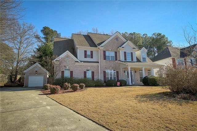 5735 Lake Windsor Parkway, Buford, GA 30518 (MLS #6757690) :: North Atlanta Home Team