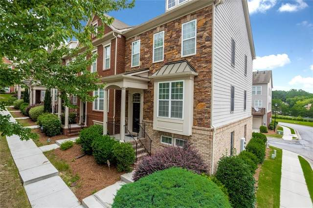 2355 Millhaven Street SE #16, Smyrna, GA 30080 (MLS #6757704) :: North Atlanta Home Team