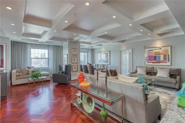 195 14th Street NE P501, Atlanta, GA 30309 (MLS #6757713) :: Tonda Booker Real Estate Sales