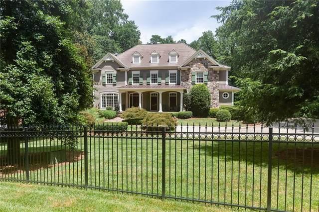 949 Buckingham Circle NW, Atlanta, GA 30327 (MLS #6757738) :: The Butler/Swayne Team