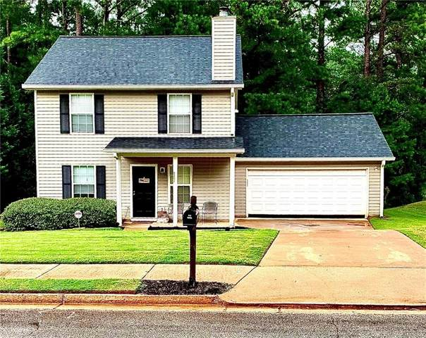 9202 S Sterling Lakes Drive, Covington, GA 30014 (MLS #6757742) :: The Heyl Group at Keller Williams