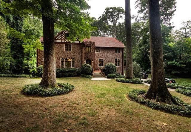 834 Oakdale Road NE, Atlanta, GA 30307 (MLS #6757777) :: AlpharettaZen Expert Home Advisors