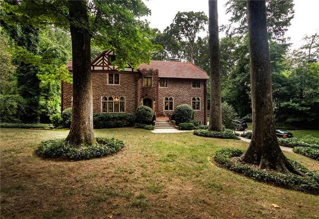 834 Oakdale Road NE, Atlanta, GA 30307 (MLS #6757777) :: North Atlanta Home Team