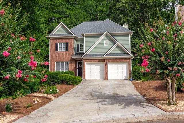 3952 Harmony Walk Way SE, Smyrna, GA 30082 (MLS #6757849) :: North Atlanta Home Team
