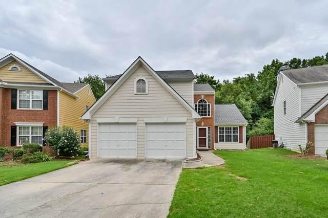 1095 Crabapple Lake Circle, Roswell, GA 30076 (MLS #6757868) :: The Butler/Swayne Team
