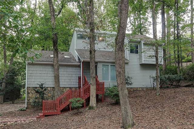 4654 Smoke Rise Lane, Marietta, GA 30062 (MLS #6757871) :: North Atlanta Home Team