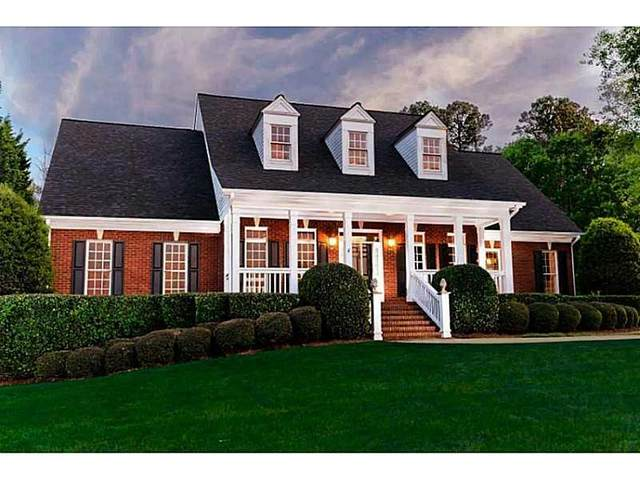 2531 Old Salem Circle SE, Conyers, GA 30013 (MLS #6757875) :: The Cowan Connection Team