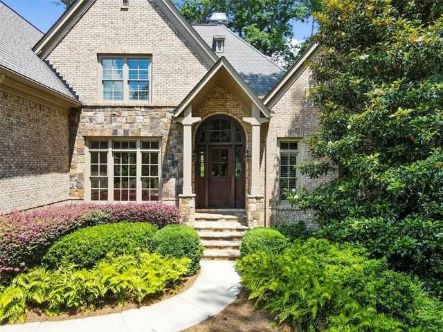 5207 Lake Forrest Drive, Atlanta, GA 30342 (MLS #6757886) :: North Atlanta Home Team