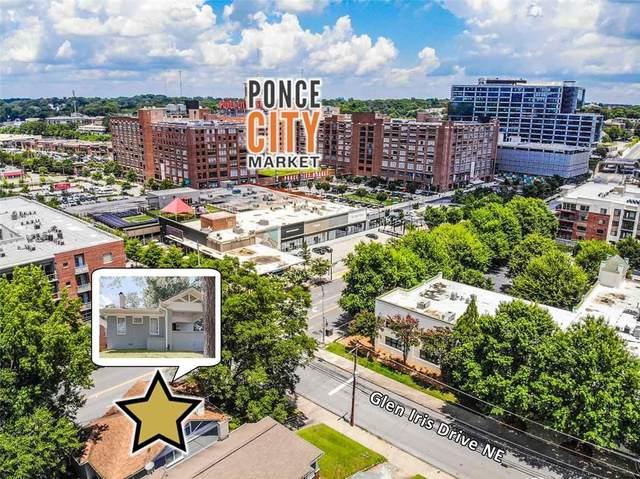 604 Glen Iris Drive NE, Atlanta, GA 30308 (MLS #6757931) :: North Atlanta Home Team