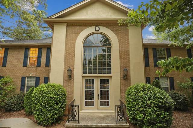 750 Dalrymple Road D3, Sandy Springs, GA 30328 (MLS #6757948) :: The Cowan Connection Team
