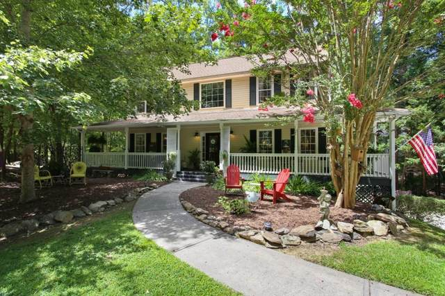 101 Mimosa Lane, Waleska, GA 30183 (MLS #6757952) :: North Atlanta Home Team