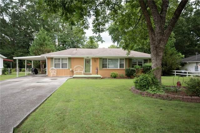 6372 Arthur Drive, Lithia Springs, GA 30122 (MLS #6757955) :: North Atlanta Home Team