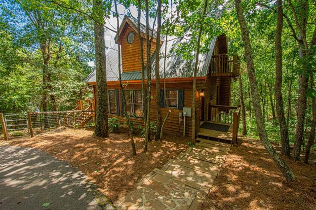 378 Stancil Dyer Road, Dahlonega, GA 30533 (MLS #6757985) :: The Heyl Group at Keller Williams