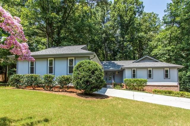 3710 S Marlborough Drive, Tucker, GA 30084 (MLS #6758053) :: The Heyl Group at Keller Williams