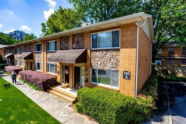 120 Biscayne Drive NW A6, Atlanta, GA 30309 (MLS #6758073) :: Path & Post Real Estate