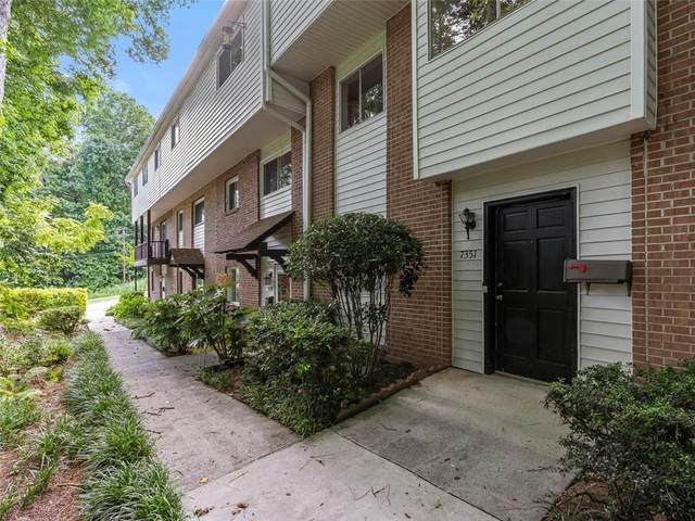 7351 Cardigan Circle, Atlanta, GA 30328 (MLS #6758101) :: North Atlanta Home Team