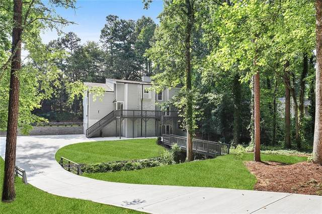 95 Lakeshore Circle NE, Marietta, GA 30067 (MLS #6758110) :: Todd Lemoine Team