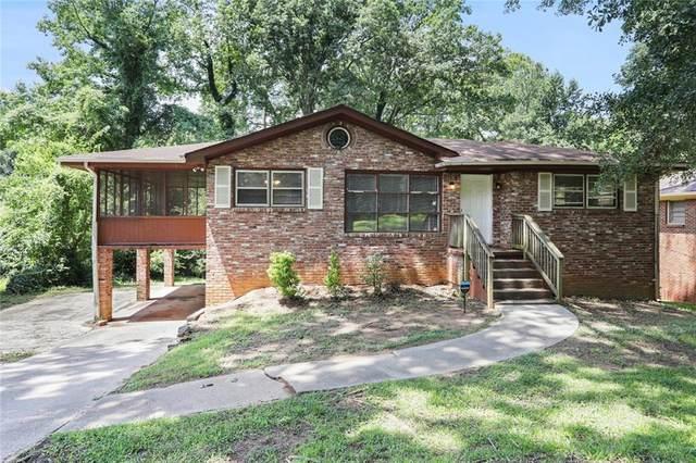 2897 Santa Monica Drive, Decatur, GA 30032 (MLS #6758114) :: North Atlanta Home Team