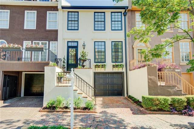168 5th Street NE, Atlanta, GA 30308 (MLS #6758122) :: The Justin Landis Group