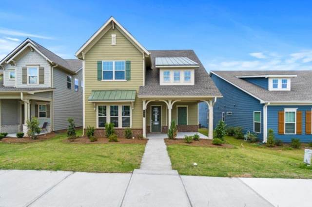 125 Colonial Court, Fayetteville, GA 30214 (MLS #6758126) :: The North Georgia Group