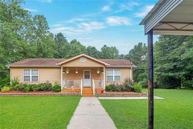 1481 High Shoals Road, Dallas, GA 30132 (MLS #6758157) :: The Heyl Group at Keller Williams