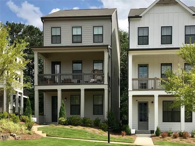 4387 Gillon Lane SE, Atlanta, GA 30339 (MLS #6758167) :: North Atlanta Home Team
