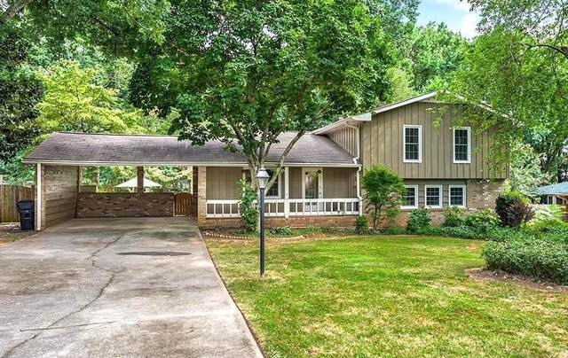 2924 Seagull Drive NW, Duluth, GA 30096 (MLS #6758190) :: Path & Post Real Estate
