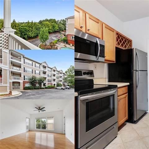 4333 Dunwoody Park #2304, Dunwoody, GA 30338 (MLS #6758256) :: Vicki Dyer Real Estate