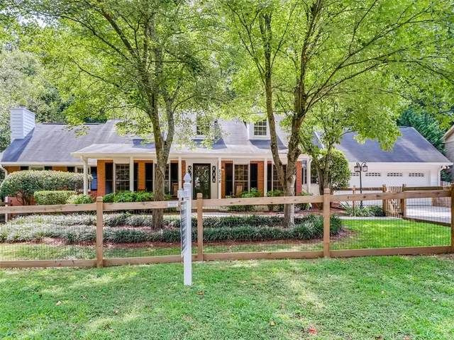 2308 Old Orchard Drive, Marietta, GA 30068 (MLS #6758415) :: The Heyl Group at Keller Williams