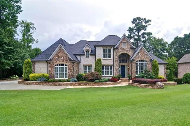 681 E Shore Drive, Canton, GA 30114 (MLS #6758432) :: North Atlanta Home Team