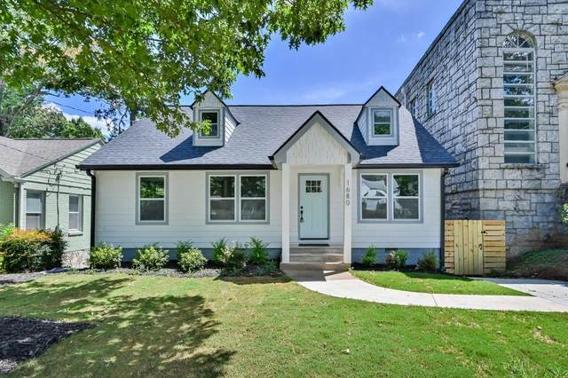 1680 Melrose Drive SW, Atlanta, GA 30310 (MLS #6758537) :: North Atlanta Home Team