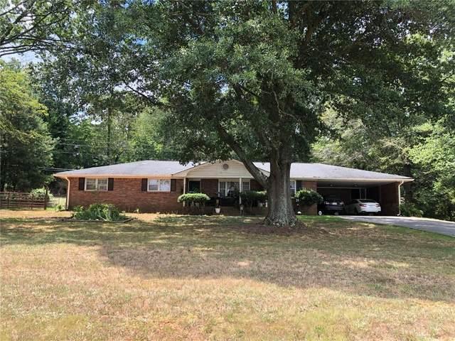 5552 Highway 20 SE, Cartersville, GA 30121 (MLS #6758592) :: Todd Lemoine Team