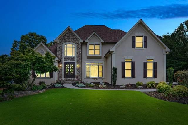 1210 Jennifer Oaks Circle, Alpharetta, GA 30004 (MLS #6758676) :: North Atlanta Home Team