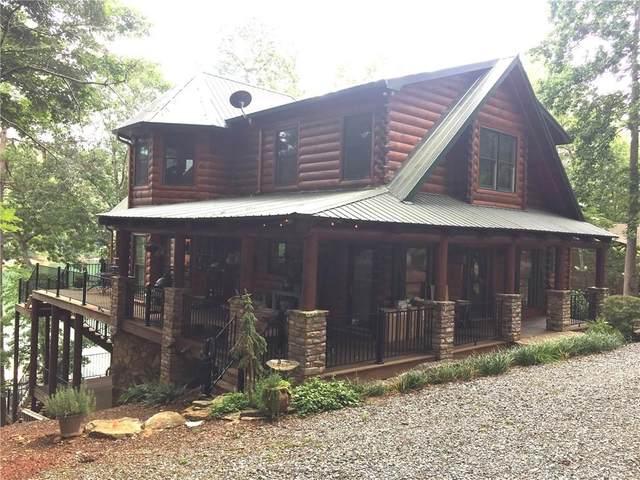 1300 Fish Hook Point, Blue Ridge, GA 30513 (MLS #6758677) :: Team RRP | Keller Knapp, Inc.