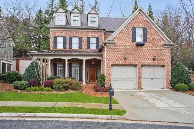 1008 Bluffhaven Way NE, Brookhaven, GA 30319 (MLS #6758687) :: North Atlanta Home Team
